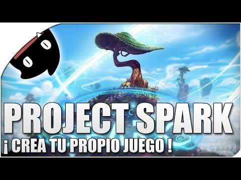 Crea tu propio juego con Project Spark BETA