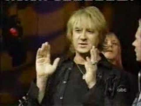 def leppard tv regis and kelly Video