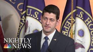 Republicans Scramble To Lock Down Tax Votes | NBC Nightly News