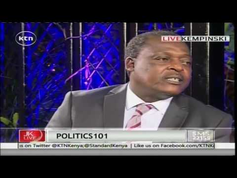 Jeff Koinange live with Cyrus Jirongo:United Democratic party leader part 3. 22nd June 2016