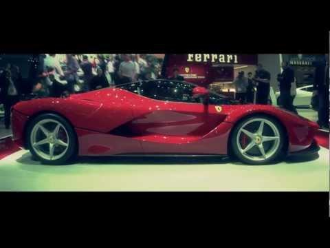 Ferrari LaFerrari, презентация/обзор
