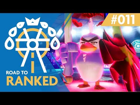 Road to Ranked #11 - Dynamax Sirfetch'd?! | Competitive Pokemon Sword/Shield Battles