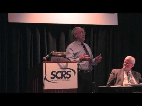 SCRS Parts Procurement Seminar: David Newton-Ross