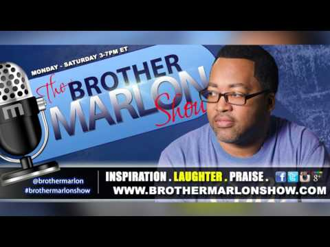 Inspiration, laughter and praise for your ride home with The Brother Marlon Show. Be blessed by great music and compelling conversation about the happenings of the day! Enjoy the ride and...