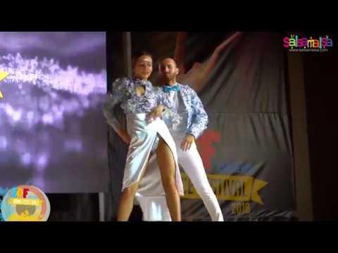 Buğra Öncü & Cansel Büşra Kuşçu Dance Performance | EDF-2018