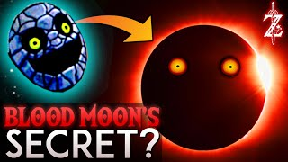 The Blood Moon EXPLAINED! (Zelda Breath of the Wild/Majora's Mask Theory)