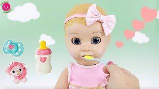 Nueva bebé LUVABELLA 💜La muñeca que parece de verdad