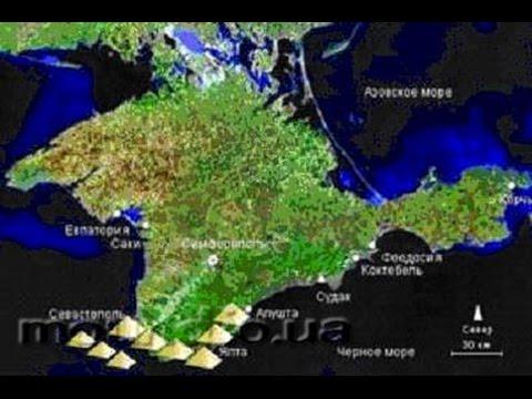 Тайны подземных пирамид Крыма  HD