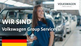Volkswagen Group Services – das sind wir! [Imagefilm 2019]
