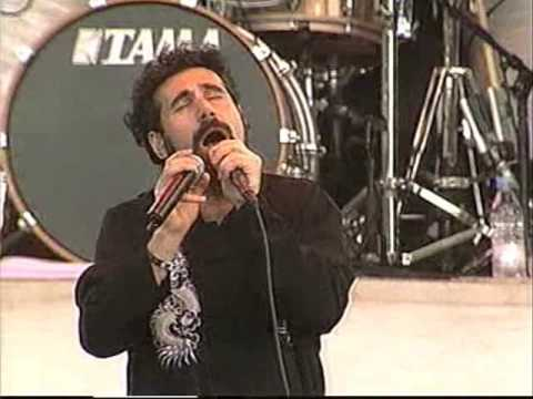 System Of A Down - Know (Pinkpop Festival 2002)