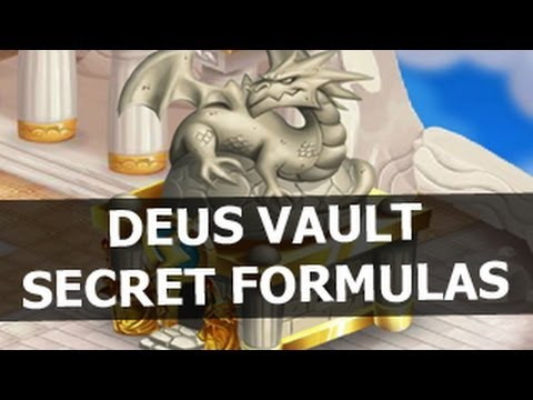 DEUS VAULT Dragon City SECRET FORMULAS Rules Combinations to Get Rare Dragons