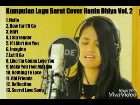 Kumpulan Lagu Barat Cover Hanin Dhiya Vol.2 Full Album