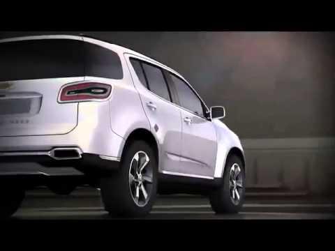 All New Isuzu MU 7 2014 จะใช้ Platform Chevrolet TrailBlazer