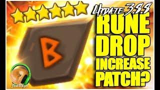 SUMMONERS WAR : Update 3.8.8 - Rune Drop Increase???
