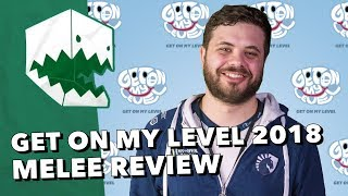 Get On My Level 2018 Super Smash Bros. Melee Review with Hungrybox (GOML 2018 SSBM)