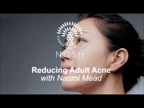 Reducing Inflammation and Improve Acne with Naomi Mead