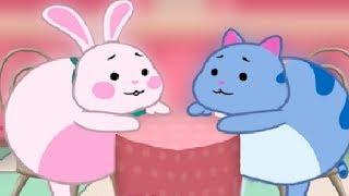 Bunny Pancake, Cat Milkshake (PC Game) Wreck It Ralph 2 Full Movie Game