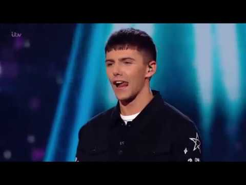 Leon RETURNS... LOOK What Happens Next! Leon Mallett | Live Shows Week 1 | The X Factor UK 2017