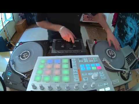 Dj Hands On - Routine with the (Dj Eskei83 - Rave) Song