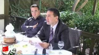 Has Parti İl'den Yerel Basına kahvaltı