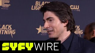 Brandon Routh On Legends Of Tomorrow Season 3's Remaining Episodes   SYFY WIRE