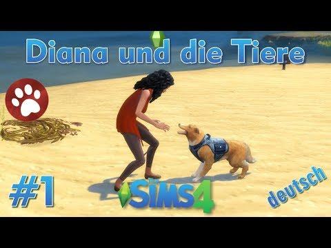 Sims 4 - Diana und die Tiere #1 - Diana zieht nach Brindleton Bay