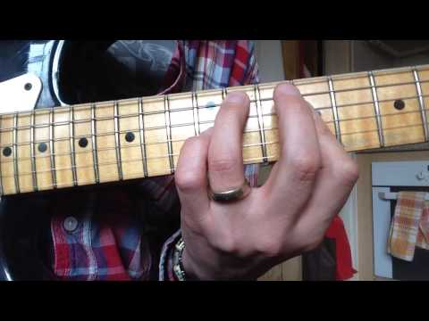 Lick Of The Day - John Mayer / Jimi Hendrix style (Free guitar lessons)