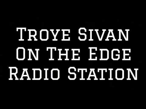 Troye Sivan on New Zealand Radio - The Edge (8th Dec 2015)