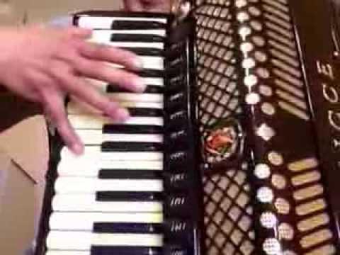 Video aula acordeon--Vanera Grossa.