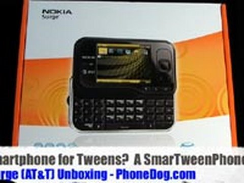 Nokia Surge (AT&T) - Unboxing and Hands-On