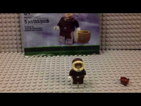 LEGO Star Wars May The 4th Promotional Han Solo Hoth Minifigure Review