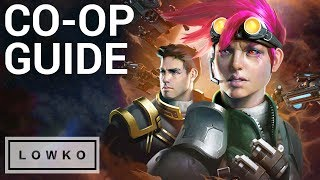 StarCraft 2 Co-op: HAN AND HORNER GUIDE!