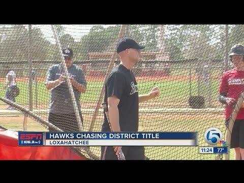 Seminole Ridge baseball team chasing district title.
