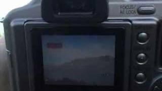 Panasonic Lumix DMC FZ50 video tour