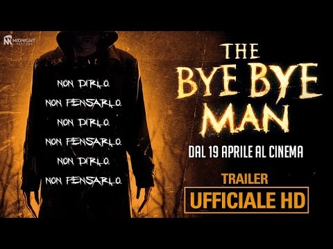 The Bye Bye Man - Trailer Ufficiale Italiano | HD streaming vf
