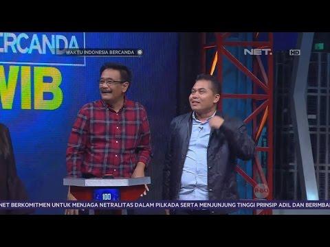 Waktu Indonesia Bercanda - Keren! Tim Pak Djarot Sukses Jawab Pertanyaan TTS (2/4)