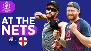 CWC19: Final - At The Nets