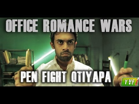 Office Romance Wars (1/3) : Pen Fight Qtiyapa
