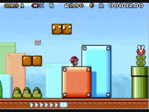 Super mario 3 secretos