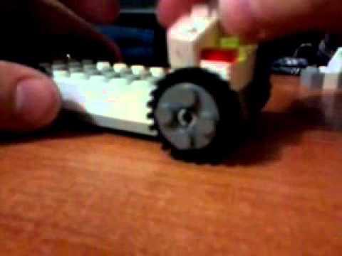 Как сделать гоночную машину из лего. 1 Часть DIY Reviews!