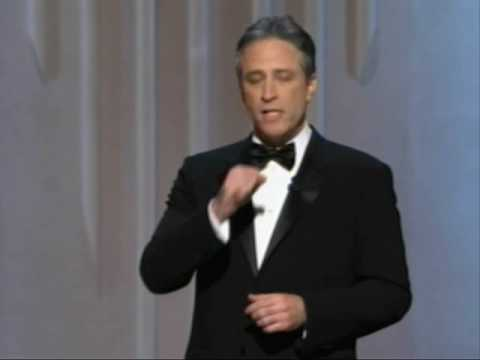 2008, Jon Stewart is listed (or ranked) 11 on the list The Best Oscar Openings of All Time