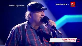 Scorpions  Still Loving You  Blind Auditions The Voice Argentina 2018