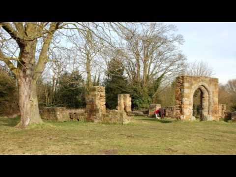 Alvecote Priory Tamworth Staffordshire