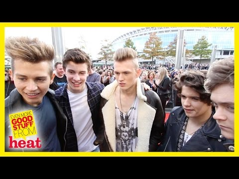 The Vamps Teen Awards 2014