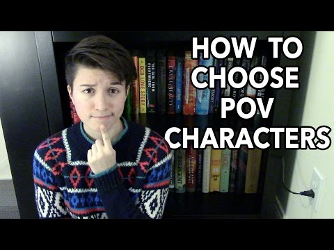 How to Choose POV Characters