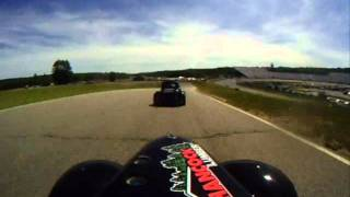 New Hampshire Motor Speedway Road Course - 56 Racing On Board