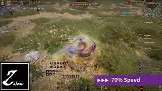 Zabeau's BDO 200AP Evasive Sorcerer vs 248+AP Maehwa PvP 검은사막 PvP 200공 회피 소서러 vs 248+공 매화