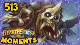 The Unraveler PogChamp!! | Hearthstone Daily Moments Ep. 513