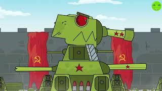 Pháo đài anh hùng - Phim hoạt hình về xe tăng [Gerand VN]