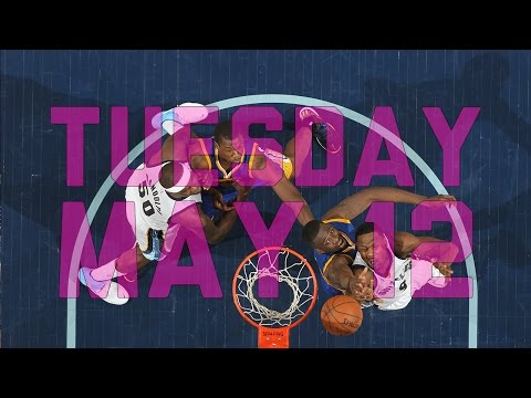 NBA Daily Show: May 12 – The Starters